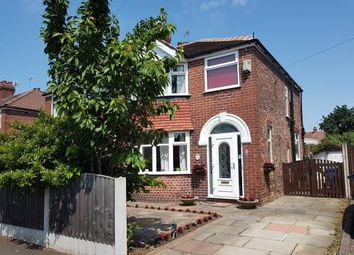 Thumbnail 3 bed semi-detached house for sale in Crofton Avenue, Timperley, Altrincham, Greater Manchester