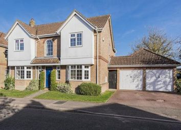 Thumbnail 4 bed property for sale in Burwell, Cambridge, Cambridgeshire