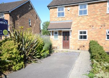 Thumbnail 3 bedroom semi-detached house for sale in Ladbroke Close, Woodley, Reading