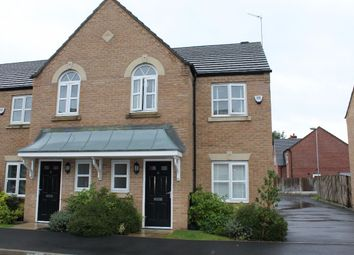 Thumbnail 3 bed semi-detached house to rent in Viscount Drive, Manchester
