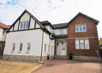 Thumbnail 5 bed detached house for sale in Snead View, Dalziel Park, Motherwell