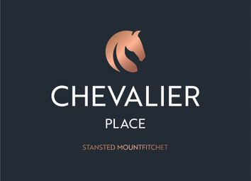 Thumbnail 4 bed detached house for sale in Chevalier Place, High Lane, Stansted, Essex