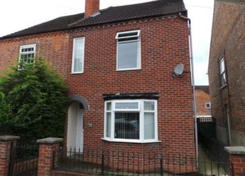 Thumbnail 5 bed semi-detached house for sale in Fawcett Street, Gainsborough