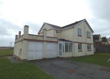 Thumbnail 4 bedroom detached house for sale in Trearddur Road, Trearddur Bay, Holyhead, Sir Ynys Mon