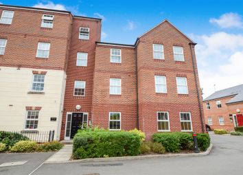 Thumbnail 2 bedroom flat for sale in Bradgate Close, Sileby, Loughborough