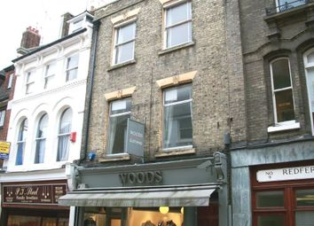 Thumbnail 3 bed flat to rent in 3 Bed Flat, Railway Street, Chatham