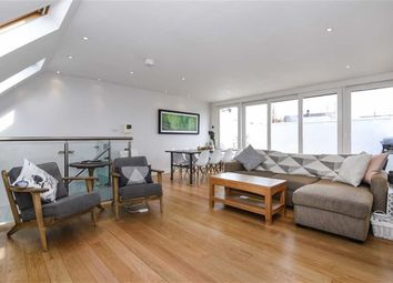 Thumbnail 3 bed flat for sale in Devonshire Road, London