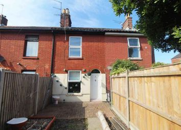 Thumbnail 2 bed terraced house for sale in Cobden Terrace, Northgate Street, Great Yarmouth