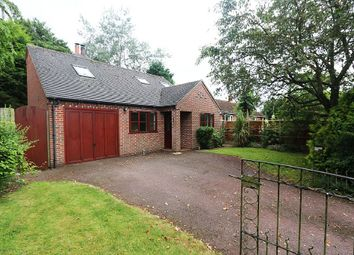 Thumbnail 3 bed detached house for sale in Church Road, Church Broughton, Derby, Derbyshire