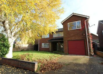 Thumbnail 5 bed detached house for sale in Long Leys Road, Lincoln
