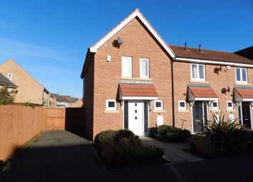 Thumbnail 3 bed end terrace house to rent in Keble Close, Heanor, Derbyshire