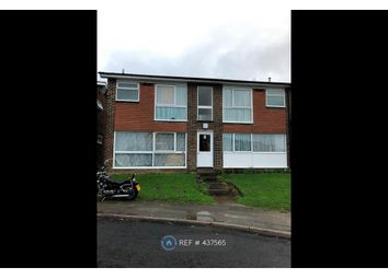 Thumbnail 1 bed flat to rent in Broxbourne, Broxbourne