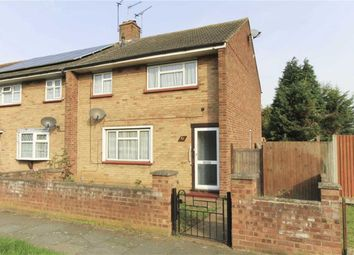 Thumbnail 3 bed end terrace house for sale in Great Benty, West Drayton, Middlesex
