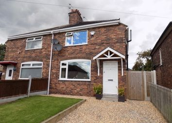 Thumbnail 3 bed semi-detached house for sale in Alfred Street, Northwich