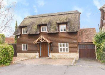 Thumbnail 4 bedroom detached house for sale in Kennington Road, Kennington, Oxford