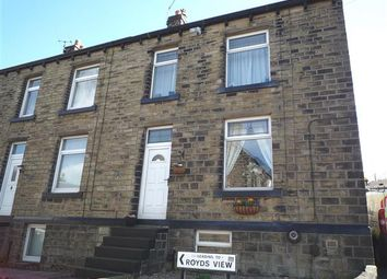 Thumbnail 3 bedroom end terrace house for sale in Colne View Off Royd House, Linthwaite, Huddersfield