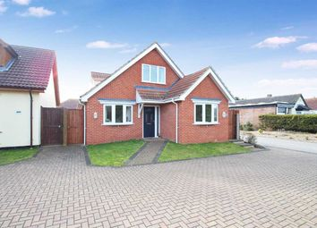 Thumbnail 4 bedroom bungalow for sale in Main Road, Kesgrave, Ipswich