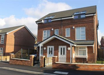 Thumbnail 2 bed semi-detached house to rent in Hobbs Drive, Manchester