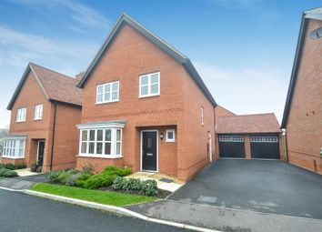 4 bed detached house for sale in Rogers Way, Winslow, Buckingham MK18