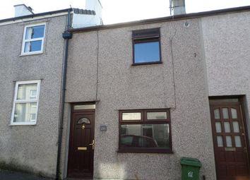 Thumbnail 2 bedroom terraced house to rent in 20, Hendre Street, Caernarfon
