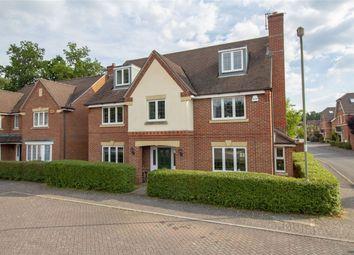 5 bed detached house for sale in Harrow Road, Fleet GU51