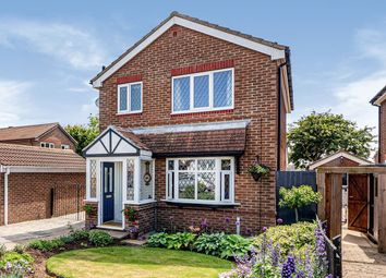 Thumbnail 3 bed detached house for sale in Evesham Croft, Bridlington, North Humberside