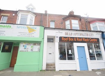 Thumbnail 4 bed maisonette to rent in Westoe Road, South Shields