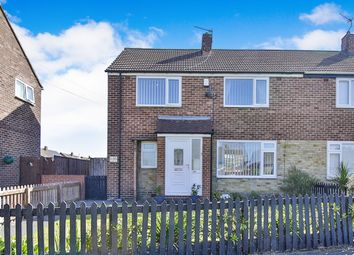 Thumbnail 3 bed semi-detached house for sale in Woodland View, West Rainton, Houghton Le Spring