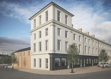 Thumbnail 2 bedroom flat for sale in Crown Street West, Poundbury