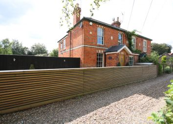 Thumbnail 3 bed semi-detached house for sale in Woodside Cottage, School Lane, Stoke Row, Henley On Thames
