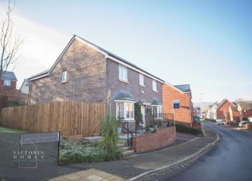 Thumbnail 4 bed detached house for sale in Mametz Grove, Gilwern