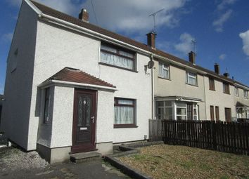 Thumbnail 2 bed semi-detached house to rent in Sunnybank Road, Port Talbot, Neath Port Talbot.