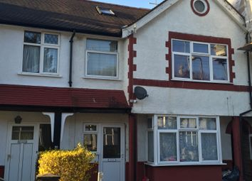Thumbnail 5 bedroom terraced house for sale in Pettsgrove Avenue, Wembley