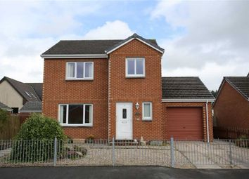 Thumbnail 3 bed detached house for sale in Woodside Avenue, Clarencefield, Dumfries