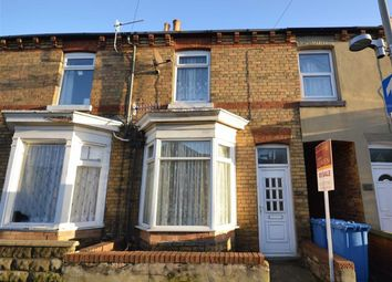 Thumbnail 2 bed terraced house to rent in Commercial Street, Scarborough