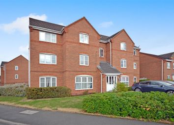 Thumbnail 2 bed flat for sale in Firedrake Croft, Lower Stoke, Coventry