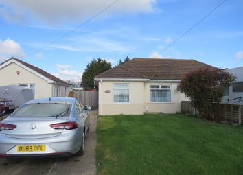 Thumbnail 2 bed semi-detached bungalow for sale in Little Clacton Road, Great Holland, Frinton-On-Sea