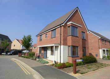 Thumbnail 3 bed detached house for sale in Wootton, Beds