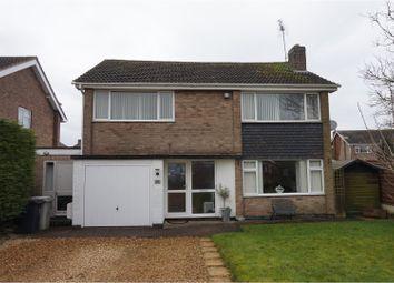 Thumbnail 5 bed detached house for sale in Wenton Close, Cottesmore Oakham