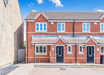 Thumbnail 3 bed semi-detached house for sale in Colonel Dibley Close, Piccadilly, Tamworth