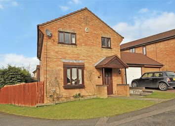 Thumbnail 4 bed detached house for sale in Crestwood Gardens, Goldenash, Northampton