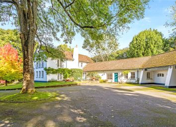 Churt Road, Churt, Farnham GU10. 5 bed detached house for sale