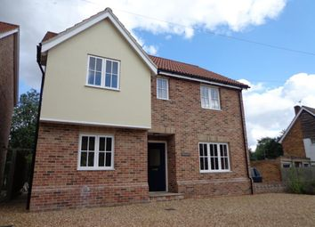 Thumbnail 4 bed detached house to rent in The Street, Freckenham