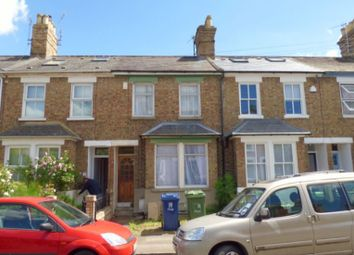 Thumbnail 4 bed terraced house to rent in Marlborough Road, City Centre, Oxford