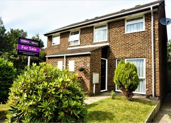 Thumbnail 3 bed semi-detached house for sale in The Covey Pound Hill, Crawley