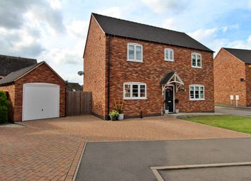 Thumbnail 4 bed detached house for sale in Ragley Close, Tamworth