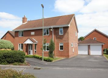 Thumbnail 4 bed detached house for sale in Mallow Road, Hedge End, Southampton