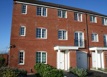 Thumbnail 3 bedroom town house for sale in Long Saw Drive, Birmingham