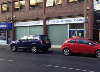 Thumbnail Office to let in Basement, 93-99, Southchurch Road, Southend-On-Sea