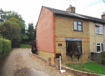 Thumbnail 1 bed end terrace house for sale in Spring Hill, Little Staughton, Bedford